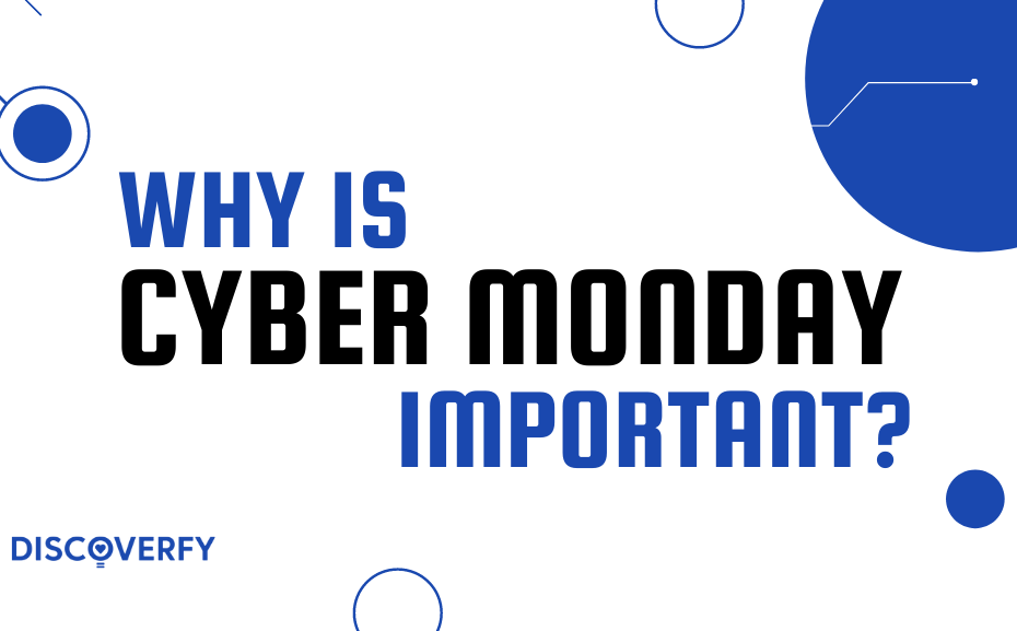 Why is Cyber monday important?
